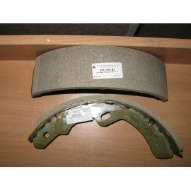 Колодки тормозные передние, задние 1041 FAW