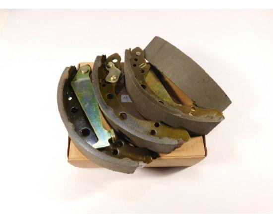 Колодки тормозные задние Chery Amulet, Bonus (компл) Stelox (Германия)