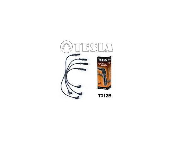 Провода зажигания к-т (4шт) Chery Amulet (Tesla ,Чехия)