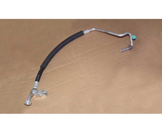 Трубка кондиционера от компрессора к радиатору Chery Amulet