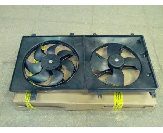 Электровентилятор охлаждения двигателя Lifan X60