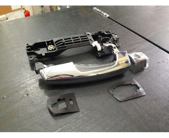 Ручка двери наружная передняя левая (хром) Lifan X60