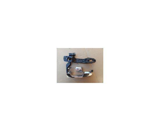 Ручка двери наружняя задняя правая (хром) Lifan X60