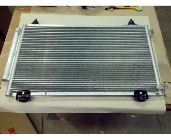 Радиатор кондиционера Lifan X-60