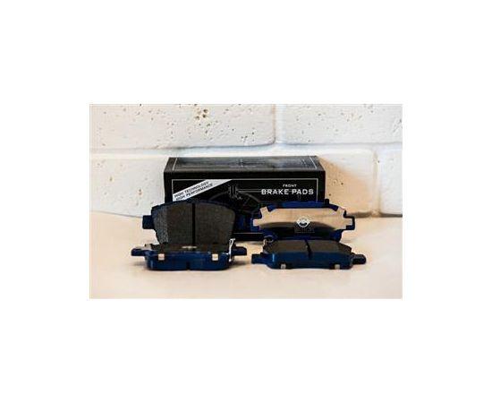 Колодки тормозные передние Lifan Solano, BYD F3,F3R, Geely MK, Hover M4 Vite
